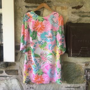 Lilly Pulitzer for Target dress in Nosey Posie XS